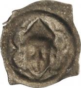 1 Pfennig - Lüthold II. von Rötteln – reverse