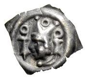 1 Pfennig - Johann III von Vienne – obverse