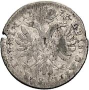 1 Batzen - Johann Konrad II von Reinach-Hirzbach – reverse