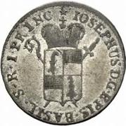 1 Batzen -Joseph Sigismund – obverse