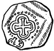 Denar - Berenguer de Wetterau – obverse