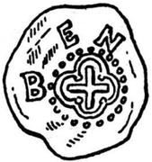Denar - Berenguer de Wetterau – reverse