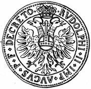1 Thaler - Jakob Christoph Blarer von Wartensee – reverse