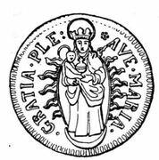 2 Batzen - Johann Franz von Schönau-Zell – reverse