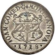 1 Batzen - Johann Konrad II von Reinach-Hirzbach – obverse