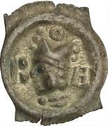 1 Pfennig - Johann II. Senn von Münsingen – obverse