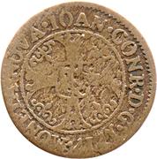 ½ Batzen - Johann Conrad II – obverse