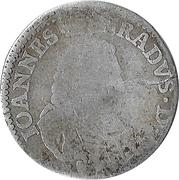 6 Kreuzer - Johann Conrad II – obverse