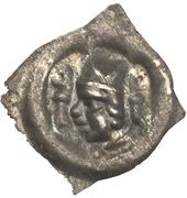 1 Pfennig - Johann III. von Vienne – obverse