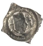 1 Pfennig - Johann III. von Vienne – reverse