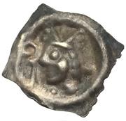 1 Pfennig - Johann II Senn von Munsingen – obverse