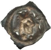 1 Pfennig - Johann II. Senn von Munsingen – reverse