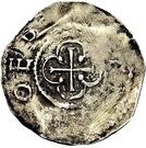 1 Pfennig - Adalbero II. – obverse