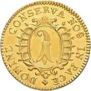 1 Goldgulden – obverse