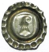 1 Rappen (Holy Roman Empire) – reverse