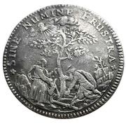 School Prize Medal – reverse