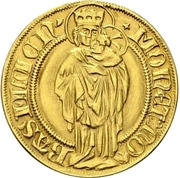 1 Goldgulden - Sigismund – reverse