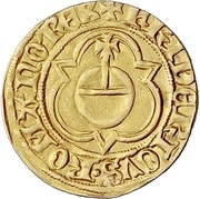 1 Goldgulden - Friedrich III. – obverse