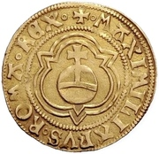 1 Goldgulden - Maximilian I. – obverse
