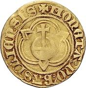 1 Goldgulden - Interregnum – obverse