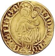 1 Goldgulden - Interregnum – reverse