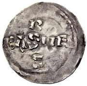 1 Denar - Ludwig IV. das Kind – reverse