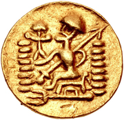 Stater - Lysimachos (Kolchis imitation) -  reverse