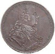 1 Tallér - Károly Batthyány – obverse