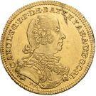 1 Ducat - Károly Batthyány – obverse