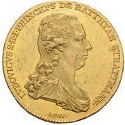 1 Ducat - Lajos Batthyány – obverse