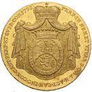1 Ducat - Lajos Batthyány – reverse