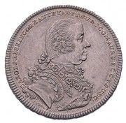 ½ Tallér - Károly Batthyány – obverse