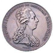 ½ Tallér - Lajos Batthyány – obverse