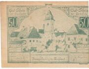 50 Heller (Baumgartenberg) -  obverse