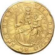 2 Ducat - Maximilian I – reverse