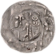 1 Pfennig - Heinrich XII. der Löwe – obverse