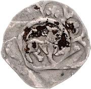 1 Pfennig - Heinrich XII. der Löwe – reverse
