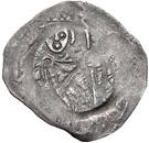 1 Pfennig - Ludwig I der Kelheimer – reverse