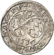 6 Kreuzer - Wilhelm IV. – obverse