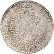 1 Guldenthaler - Albrecht V – obverse