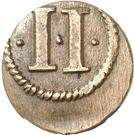 2 Pfennig - Maximilian I – reverse