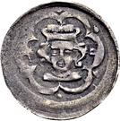 1 Pfennig - Johann II. – obverse