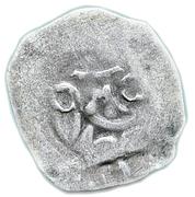 1 Pfennig - Albrecht III. the pious – reverse