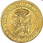 8 Ducat - Maximilian I – obverse