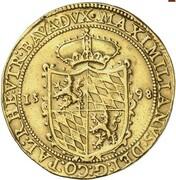 4 Ducat - Maximilian I – obverse