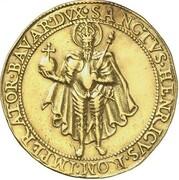 4 Ducat - Maximilian I – reverse