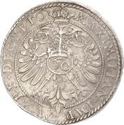1 Guldenthaler - Albrecht V – reverse