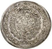 ½ Thaler - Maximilian II. Emanuel – obverse
