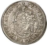 ½ Thaler - Maximilian II. Emanuel – reverse