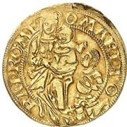 1 Goldgulden - Albert IV – reverse